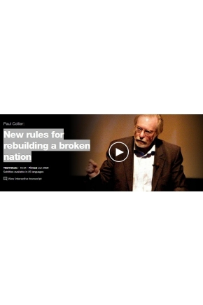 New Rules for Rebuilding a Broken Nation [Video]