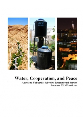 Water, Cooperation and Peace in the Middle East
