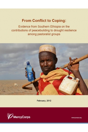 From Conflict to Coping: Evidence from Southern Ethiopia on the Contributions of Peacebuilding to Drought Resilience Among Pastoralist Groups