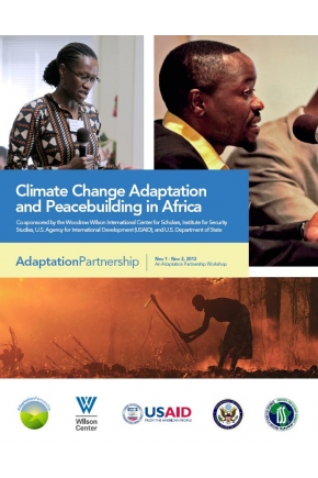 Climate Change Adaptation and Peacebuilding in Africa
