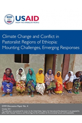Climate Change and Conflict in Pastoralist Regions of Ethiopia: Mounting Challenges, Emerging Responses