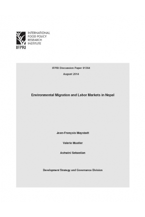 Environmental Migration and Labor Markets in Nepal