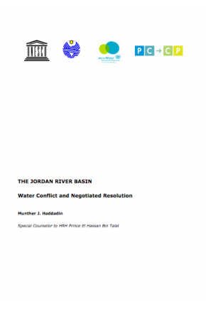 The Jordan River Basin‬, Case Study I: ‪Water Conflict and Negotiated Resolution