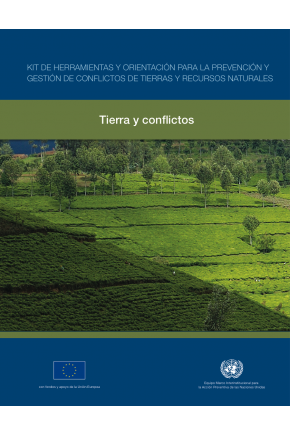 Tierra y conflictos (Land and Conflict)