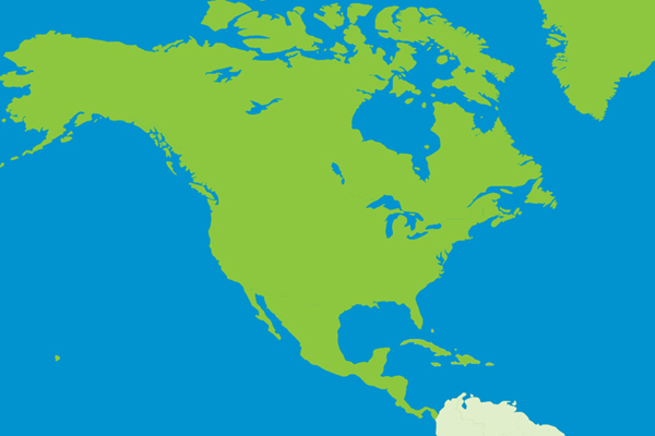 North America & Caribbean